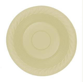 وعاء كوكي 12 سم (البولي بروبيلين - أبيض)