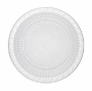 أطباق دائرية 17 سم
