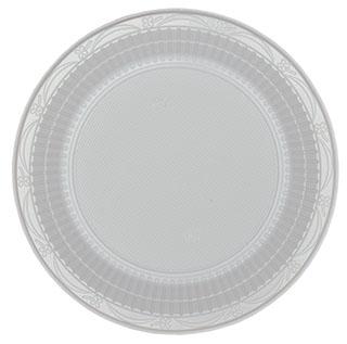 أطباق عميقة 26 سم (البولي بروبيلين - بيضاء)