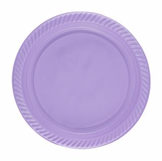 أطباق فاخرة (ملونة) 26 سم