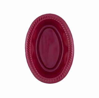 وعاء بيضوي صغير (كاسيرول - ملون)